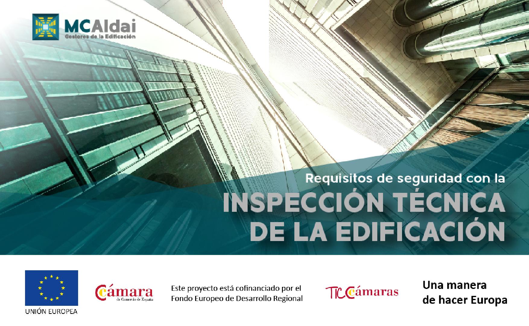 MCAldai, Inspección técnica de edificios