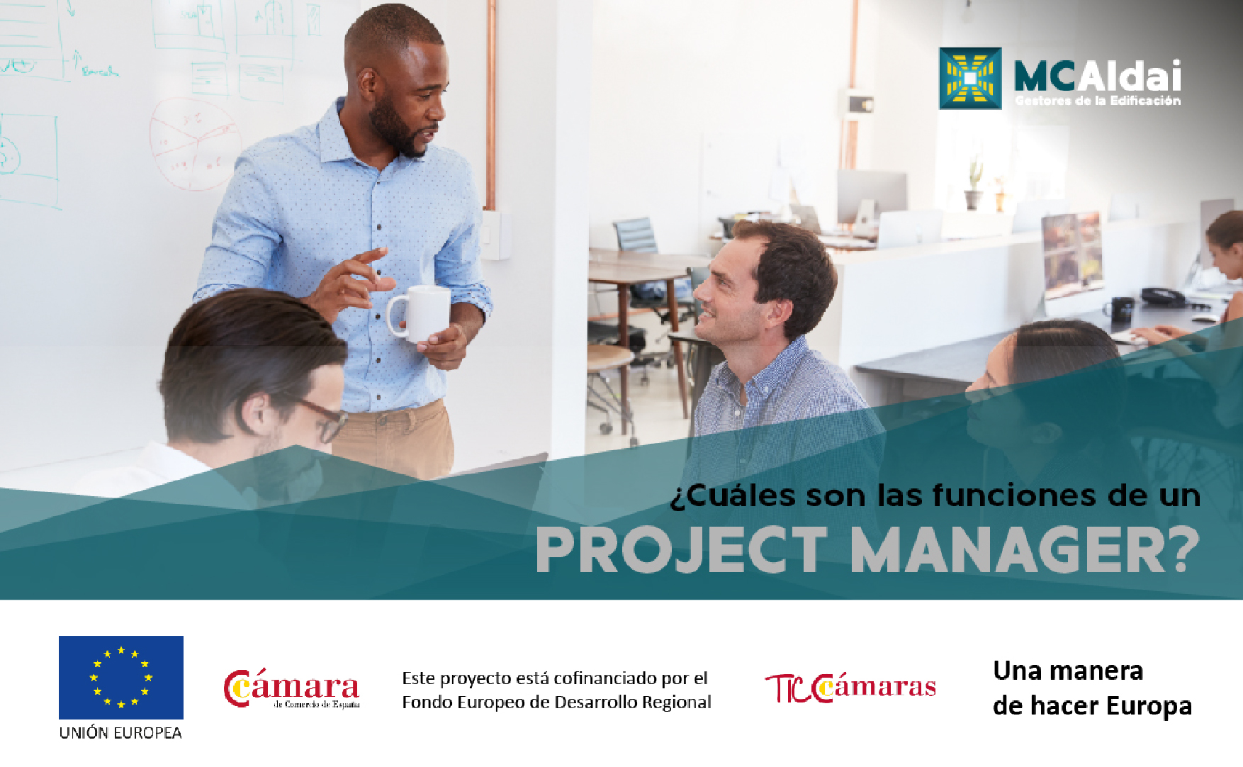McAldai, Project Manager